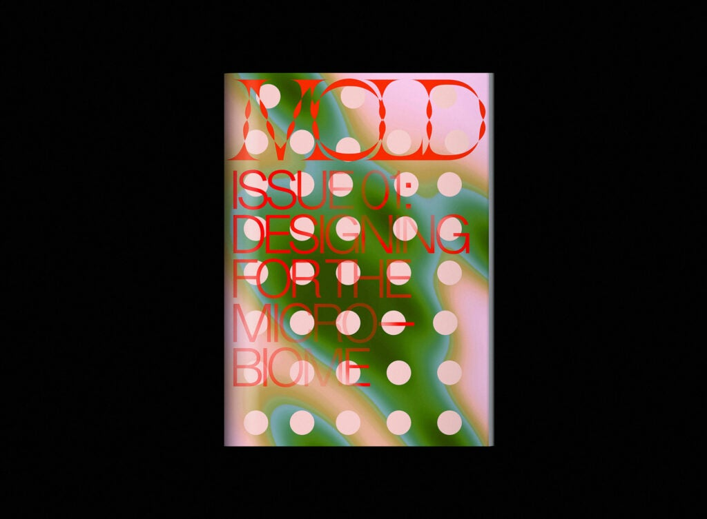 MOLD Magazine Cover