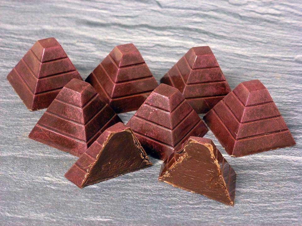 kahlua pyramids