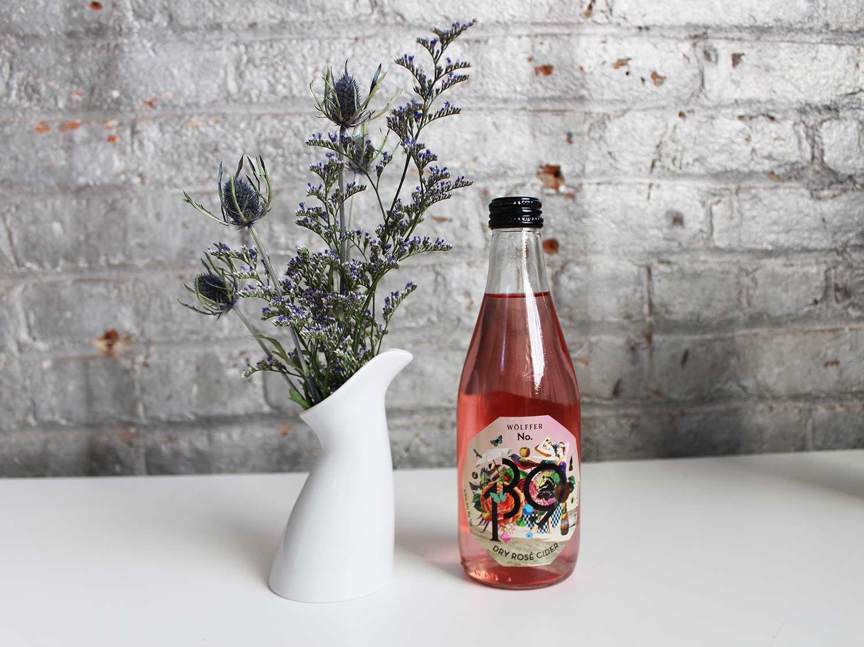 Wölffer Estate Dry Rosé Cider