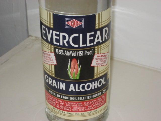 """""""Everclear"""""""