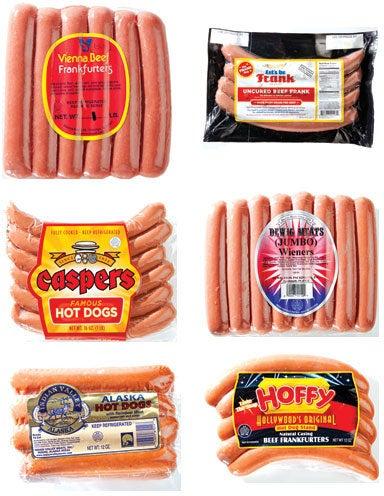 Homegrown Hot Dogs
