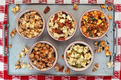 Out-of-the-Ordinary Popcorn for the Oscars
