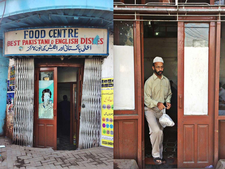 Inside One of Karachi's Last Iranian Lunch Cafes