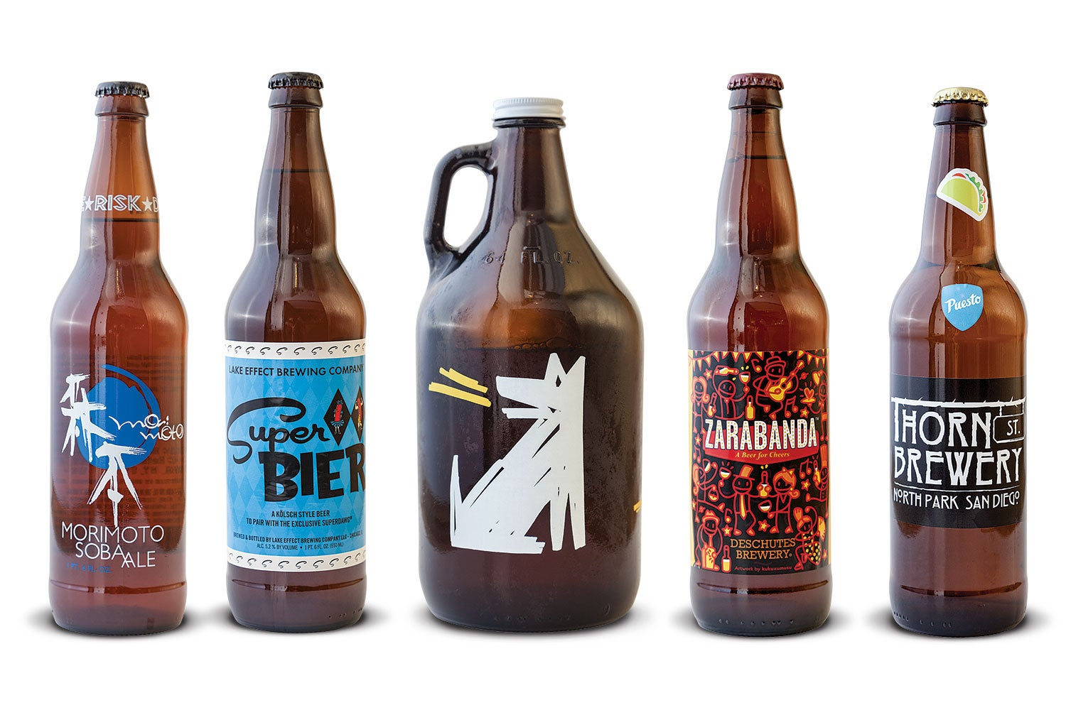 5 to Try: Chef-Brewery Collaborations