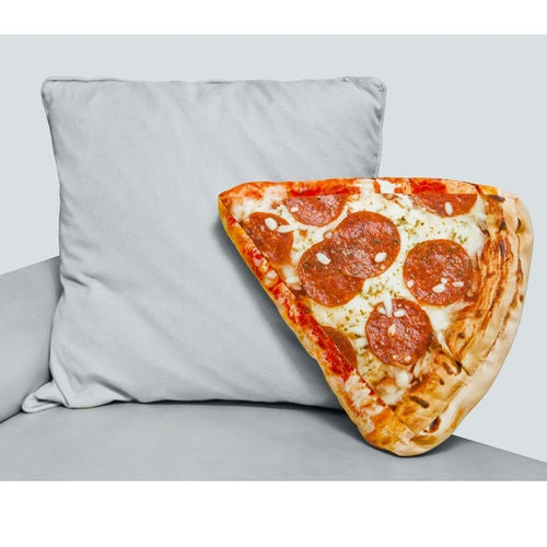 Put your face on some pizza