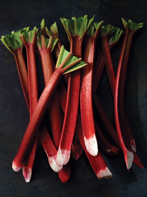 Good Stalk: Rhubarb