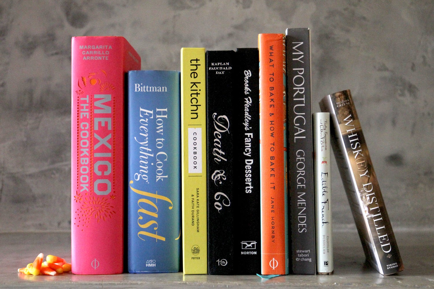 Books Worth Buying: October's Best Food and Drink Releases