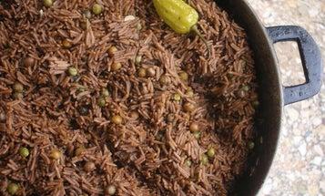 Cooking with Djon-Djon, Haiti's Coveted Black Mushroom