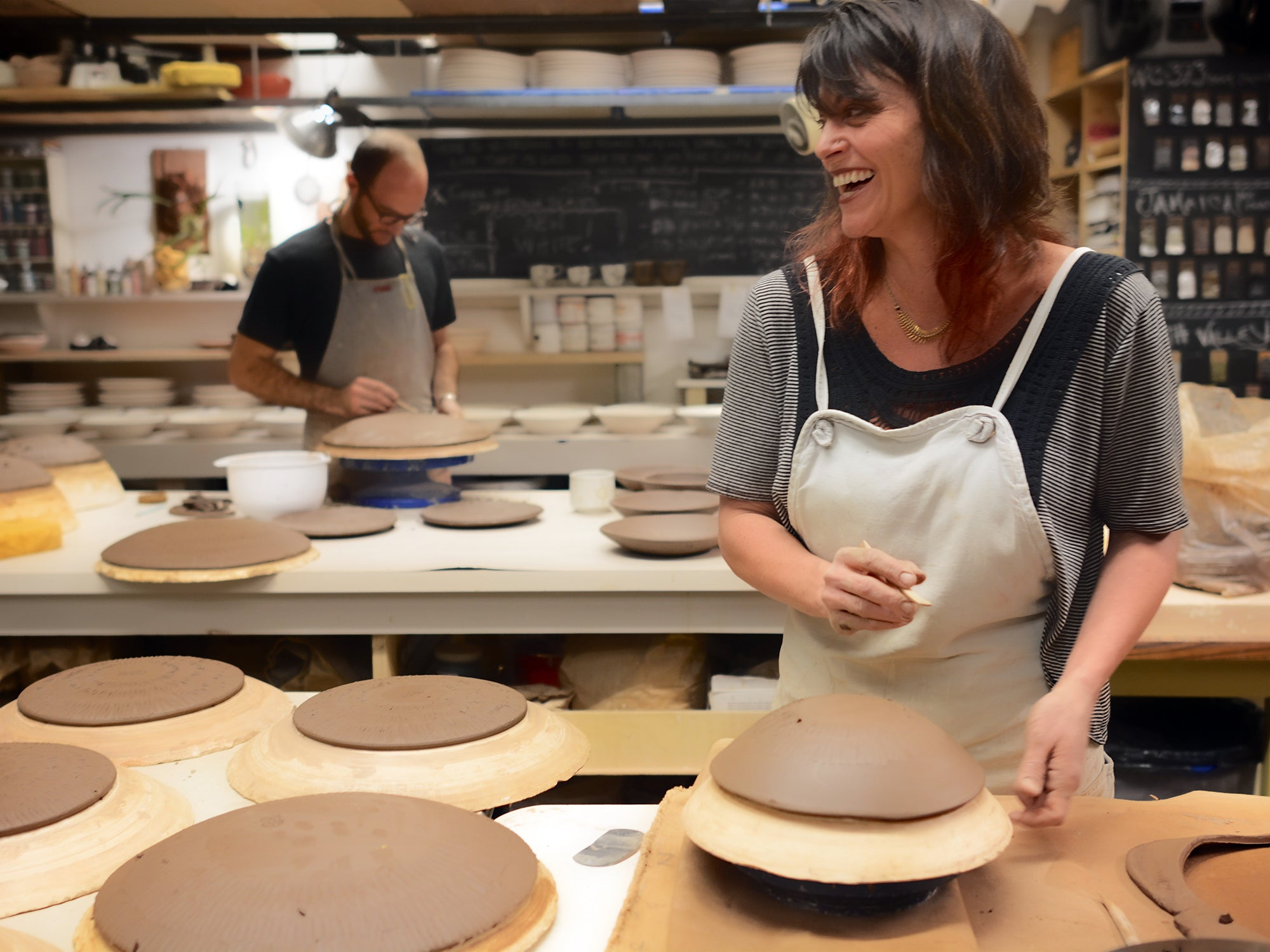 The Woman Behind Some of the Most Beautiful Tableware in San Francisco Restaurants
