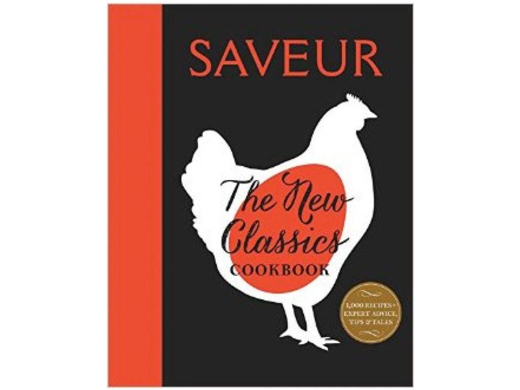 saveur new classics cook book