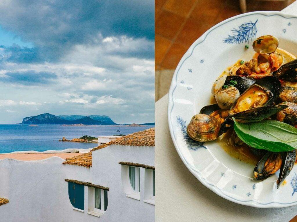 "Sardinia's current ""coastal"" cuisine is a relatively recent phenomenon"