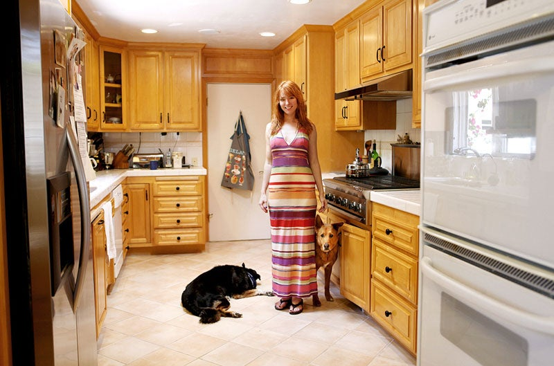 I Love My Kitchen Because: Alicia Witt