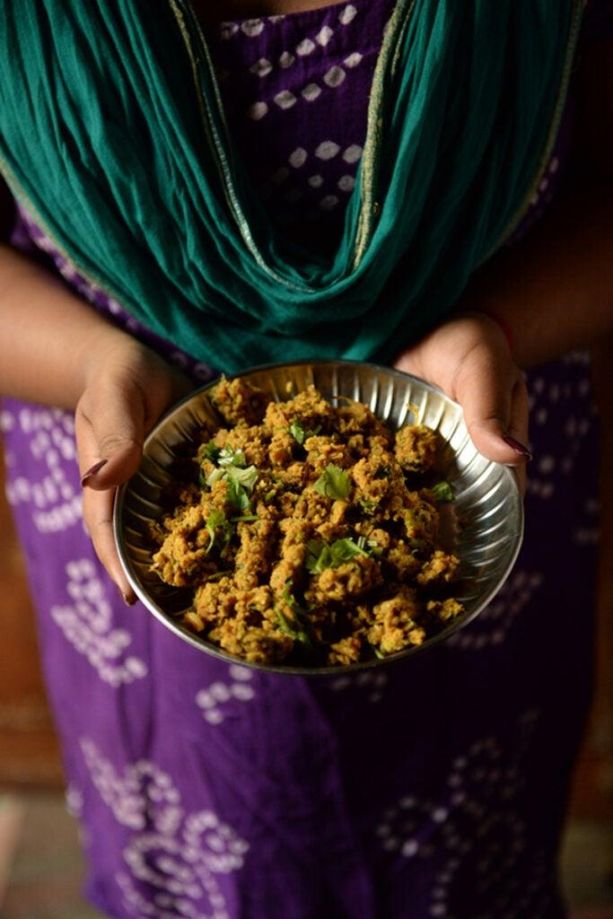 Odisha Shrimp Curry