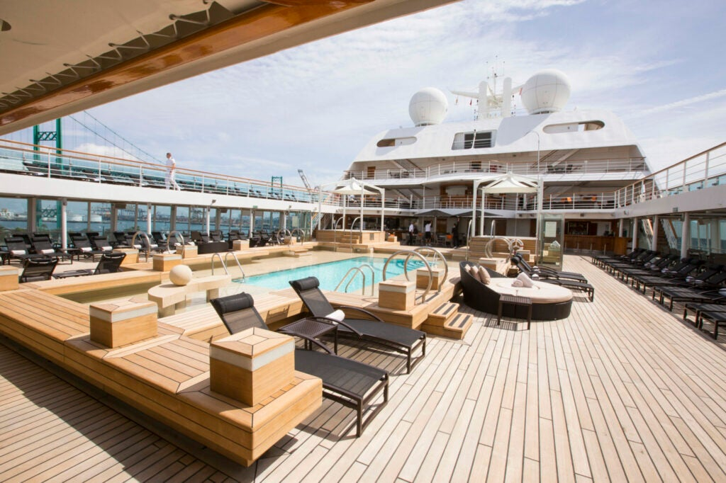 Seabourn Odyssey is the ultimate luxury at sea