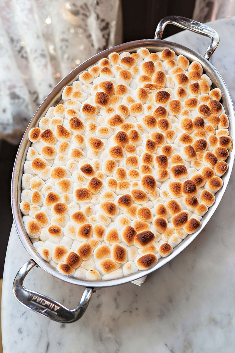 Sweet Potato Purée