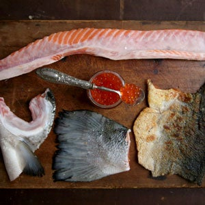 Using All of Salmon's Parts