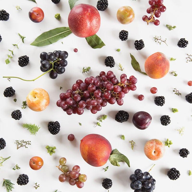 The Food Collages of Julie Lee
