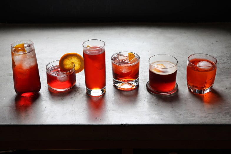 A Timeline of the Negroni