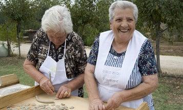 The Pasta Lesson: Making Orecchiette in Puglia