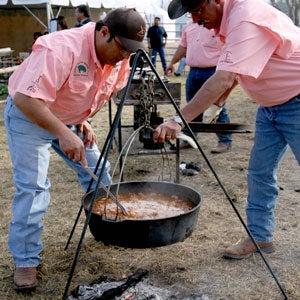 Vaquero Cooking