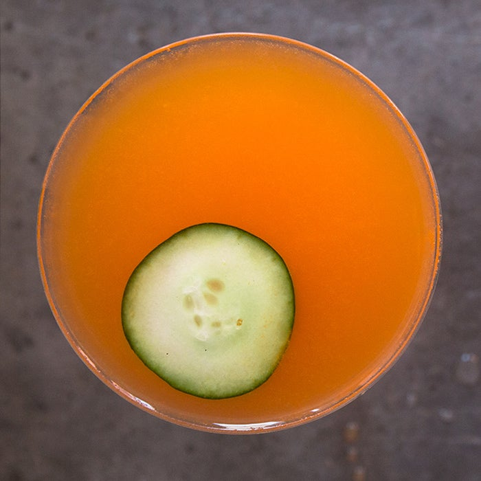 Carrots 43 Martini