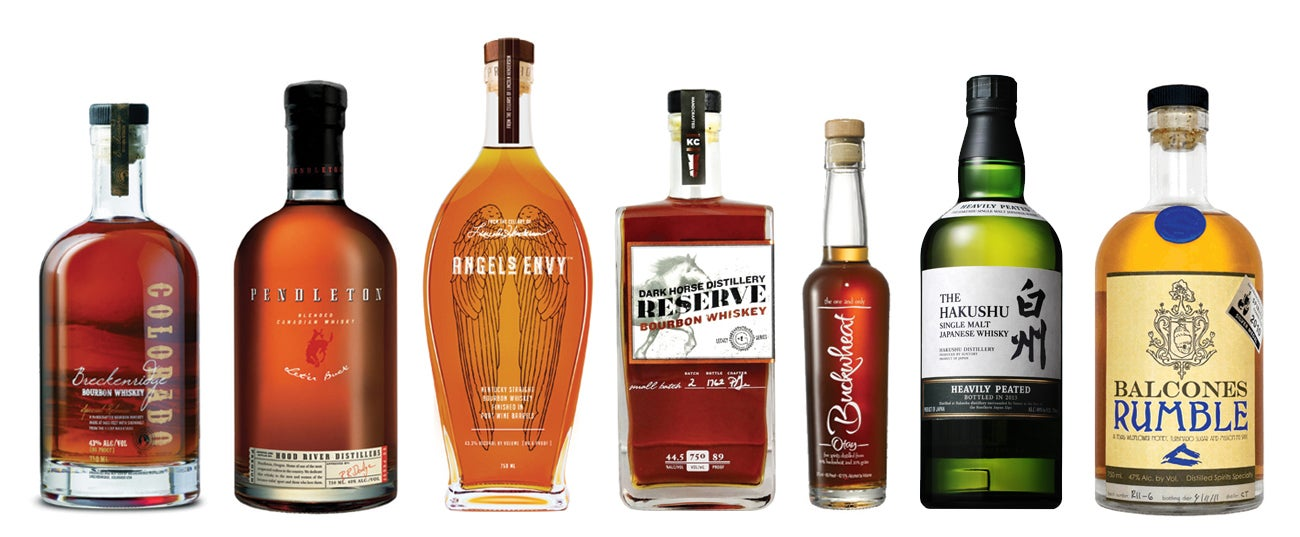 What We're Drinking: Our Favorite Whiskeys