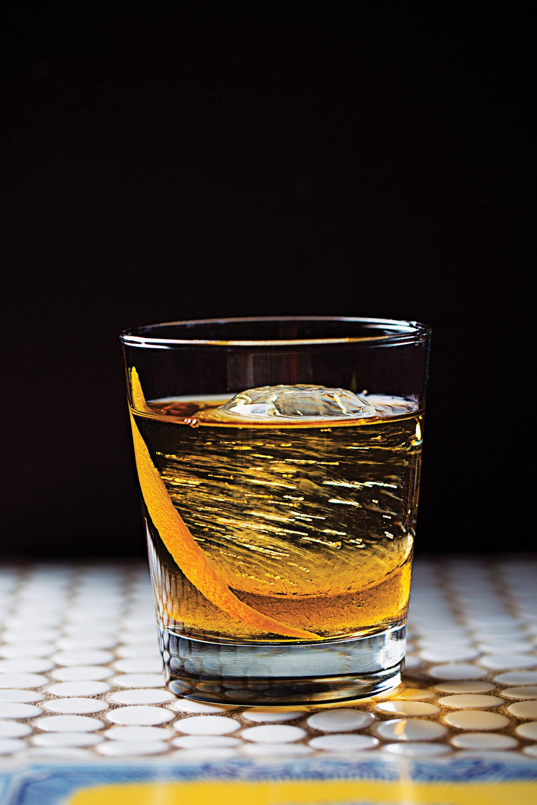 Apple Barrel Cocktail