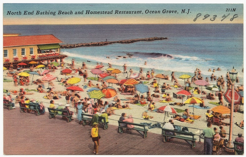 There's No Home Like the Homestead, the Jersey Shore's Quintessential Beach Restaurant
