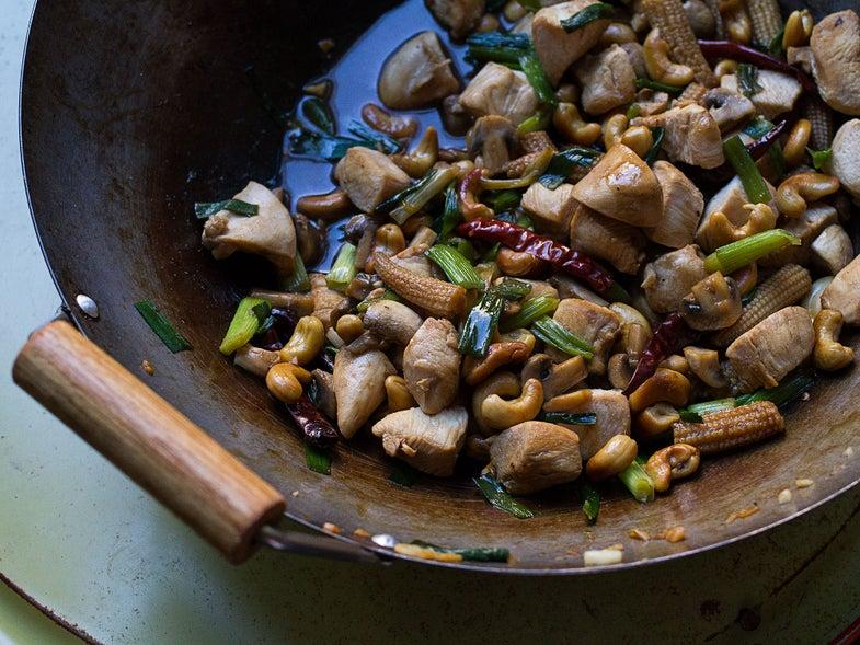 Cashew Chicken Stir fry recipe, easy stir fry recipes