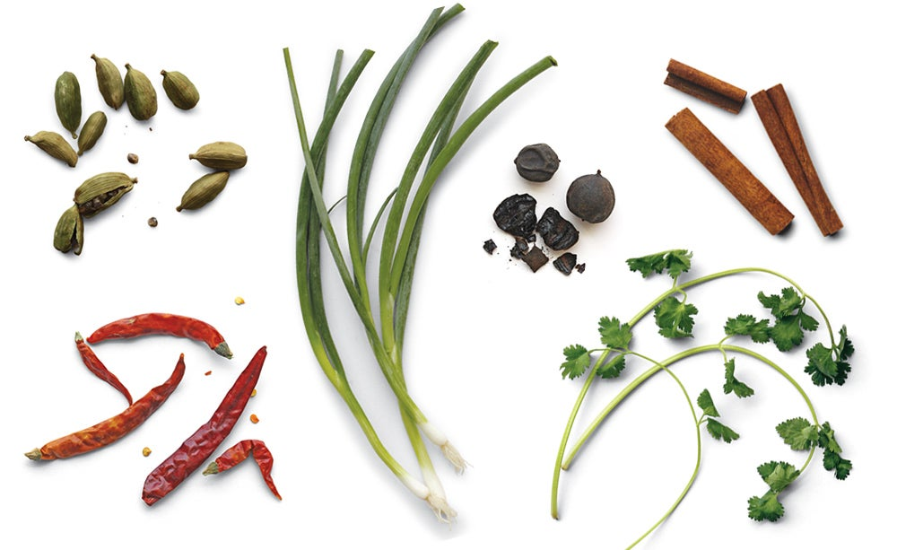 Duck Stock Spices