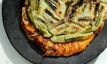 This 'Korean Bisquick' Makes Restaurant-Quality Pajeon at Home