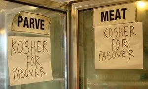 Finding Passover Spirit in Brooklyn