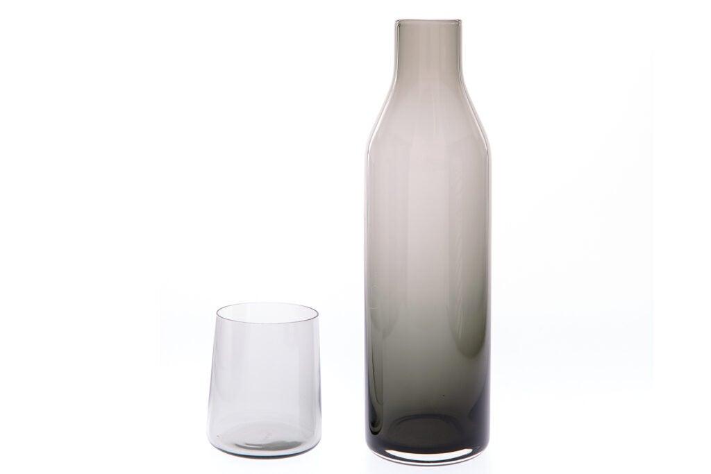 Nord Copenhagen glass pitcher