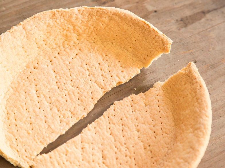 Video: How to Fix a Cracked Pie Crust