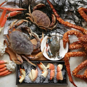 Types of North American Crab