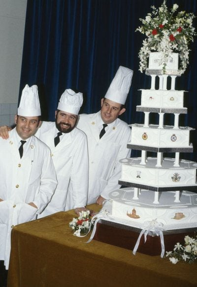 Fruitcakes Piled High: A Brief History of Royal Wedding Cakes