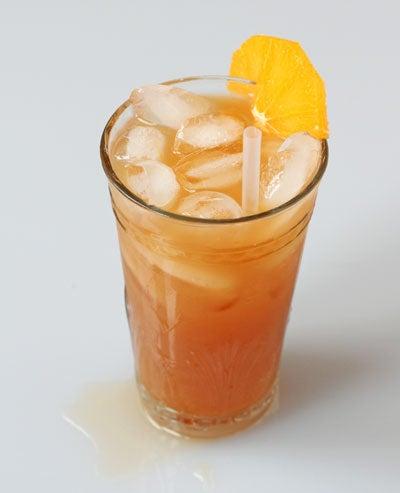 Friday Cocktails: Dubonnet a l'Orange