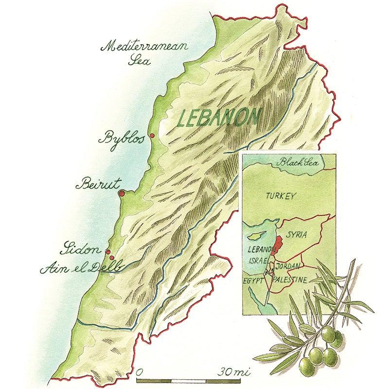 """""""Lebanon"""