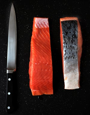 Copper River King Salmon
