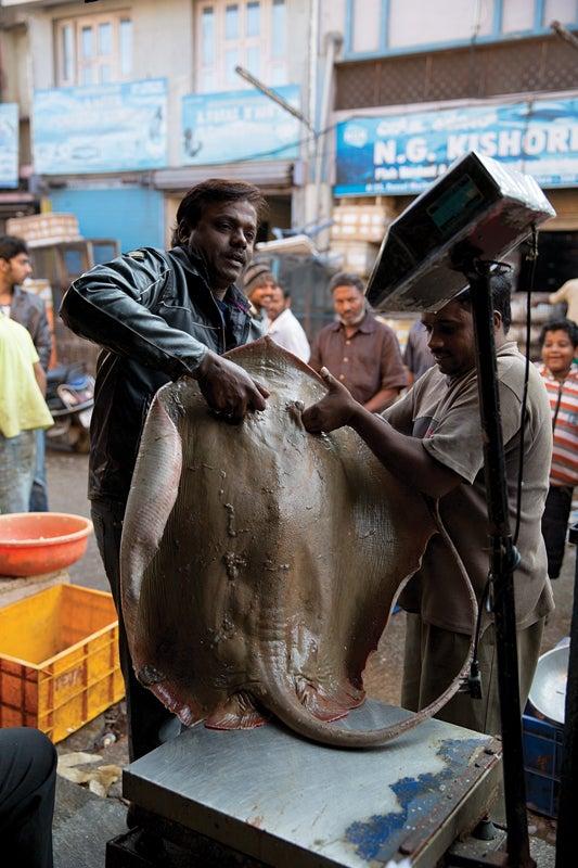 Russell Market, Bangalore