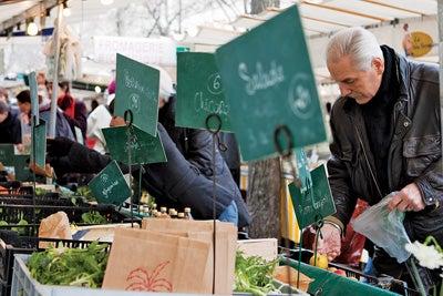Great Markets in Paris