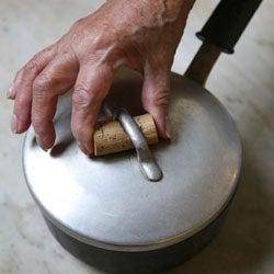 Pot Holder Alternative