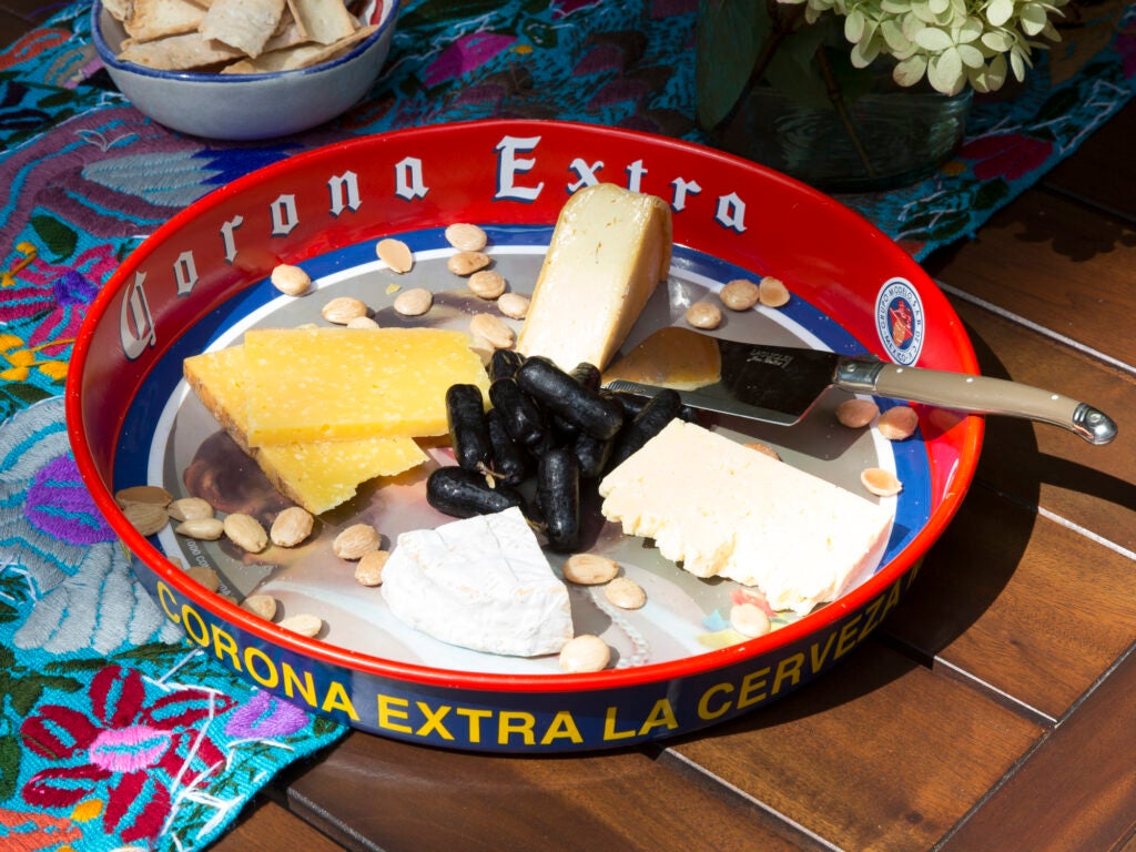 Julian Medina Cheese Plate