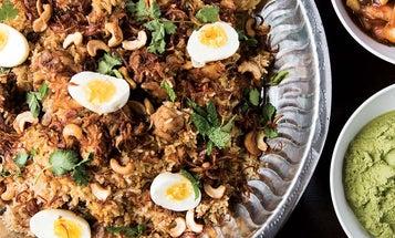 Sri Lankan Chicken Biriyani