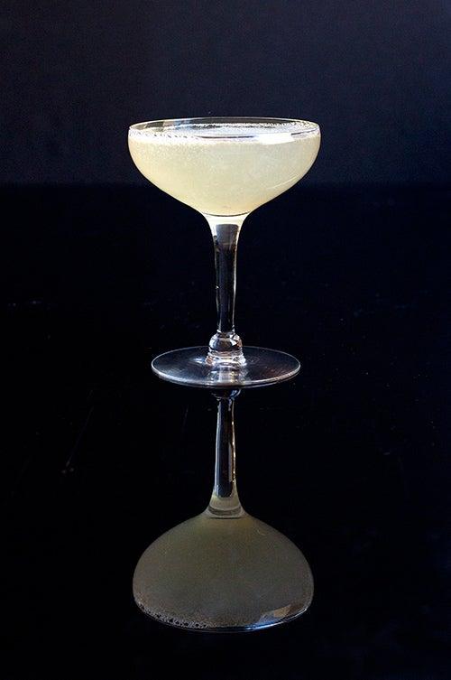 Modern Royale Cocktail