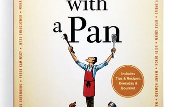 Book Review: Macho Meals: 'Man With a Pan' by John Donohue