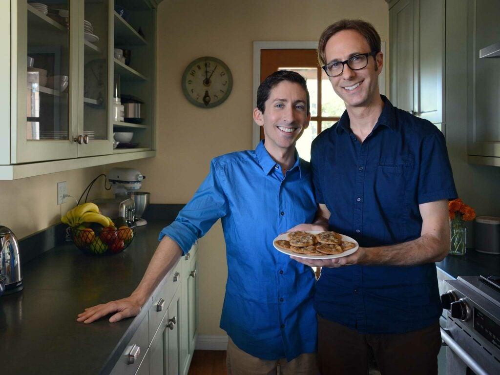 [Husbands That Cook](http://www.husbandsthatcook.com/), Ryan & Adam