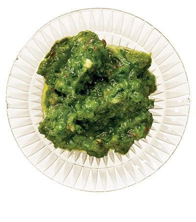 Yemenite Chile Relish (Schug)