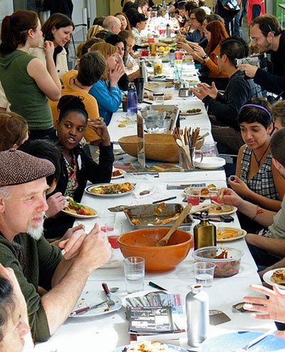 Events: Support For School Lunch Programs