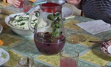 Kolrābju Salāti (Kohlrabi Salad)